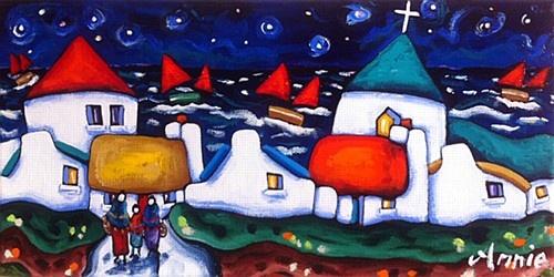 Annie Robinson ''Sweet Dream Cove'' #DukeStreetGallery