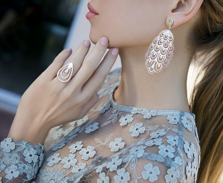 Kolekcja Barok #lilou #jewelry