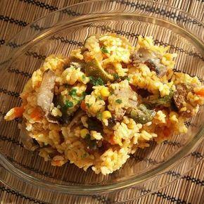 Tavaszi rizseshús