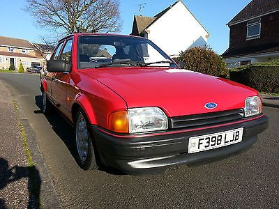 1989 Ford Orion, 1.4 - http://classiccarsunder1000.com/archives/44760