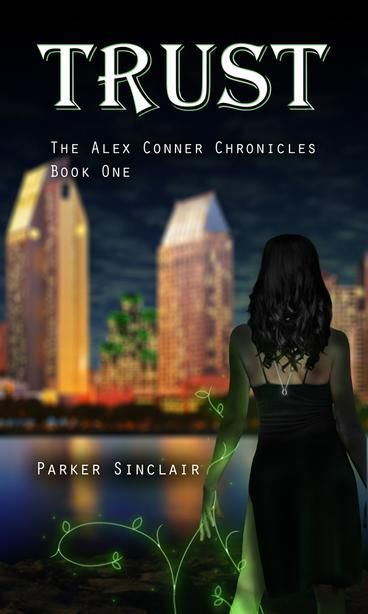 Parker Sinclair Books