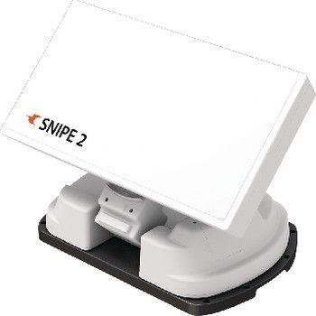 SNIPE 2 Helautomatisk Selvsøkende satelittantenne   Satelittservice tilbyr bla. HDTV, DVD, hjemmekino, parabol, data, satelittutstyr