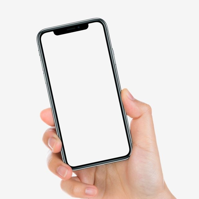 Download This Iphone X In Hand Mockup Mobile Phone Replenishing Png Clipart Image Or Psd File For Free Pngtree Pro Mobile Phone Mobile Mockup Iphone Mockup