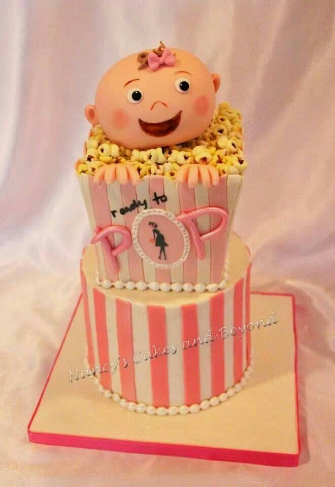 308 Best Images About Cake Decorating Baby Girls On