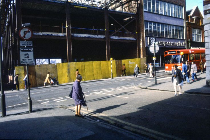 Photographs of Ilkeston, Derbyshire - Ilkeston Co-op extension, South Street, Ilkeston