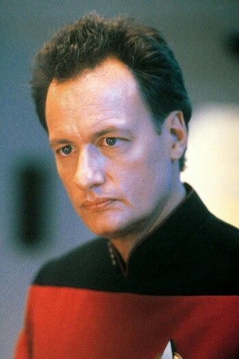 John De Lancie as Q in Star Trek ❤
