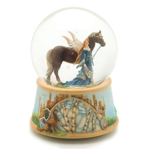 55 Best Images About Fairy Snow Globes On Pinterest