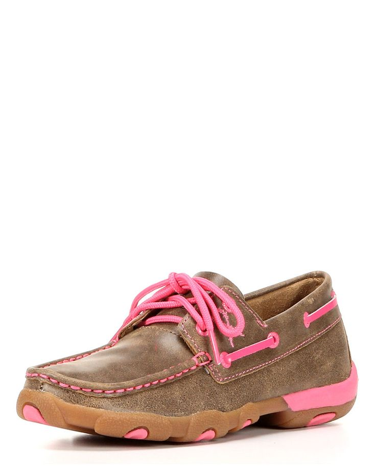 Twisted X Boots | Women's Driving Mocs D Toe | Country Outfitter  http://www.countryoutfitter.com/womens-driving-mocs-d-toe/2575506.html?dwvar_2575506_color=Bomber%20/%20Neon%20Pink