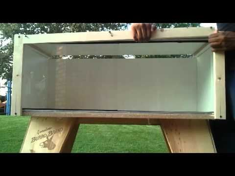How to make a Melamine Custom Reptile Enclosure DIY (Part 2) - YouTube