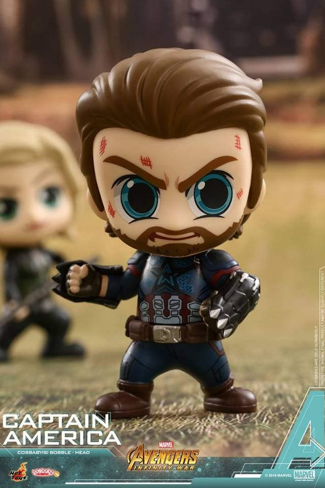 Avengers Infinity War Cosbaby Bobble Heads Coming Soon Chibi