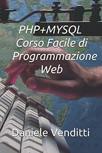 Libro PHP + MYSQL sullo store di Amazon