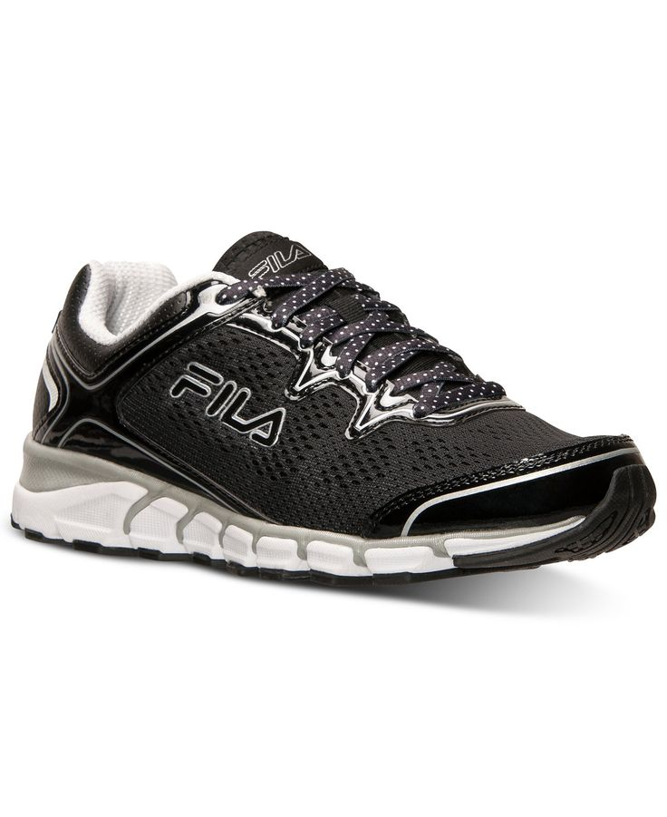 Fila Women's Mechanic Energized Running Sneakers from Finish Line - Finish  Line Athletic Shoes - Shoes