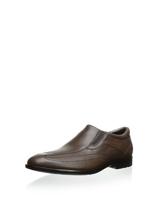 56% OFF Rockport Men's Business Lite Slip-On (Medium Brown)