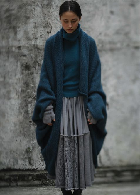 blueberrymodern:  via 例外 (EXCEPTION de MIXMIND) - 伊莲的日志 - 网易博客