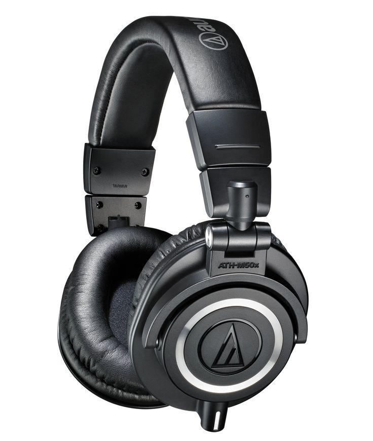 Audio Technica ATH M50X słuchawki - Słuchawki DJ - Sprzęt DJ