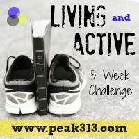 Living and Active - 5 Week Challenge!