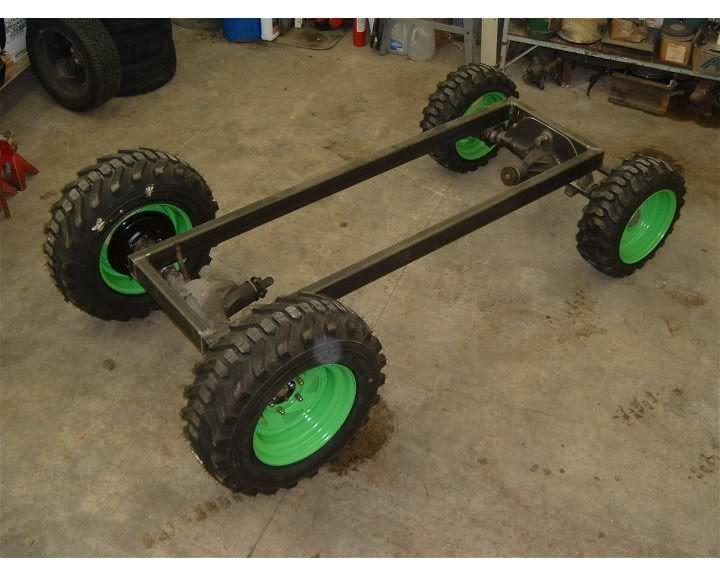 Home Built Articulating Garden Tractor : Best mini loader images on pinterest bricolage