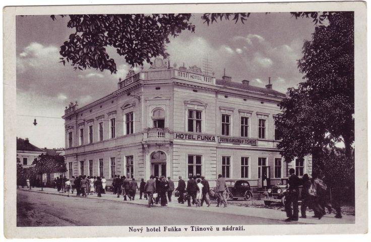 Staré fotografie a pohlednice Tišnova | Město Tišnov