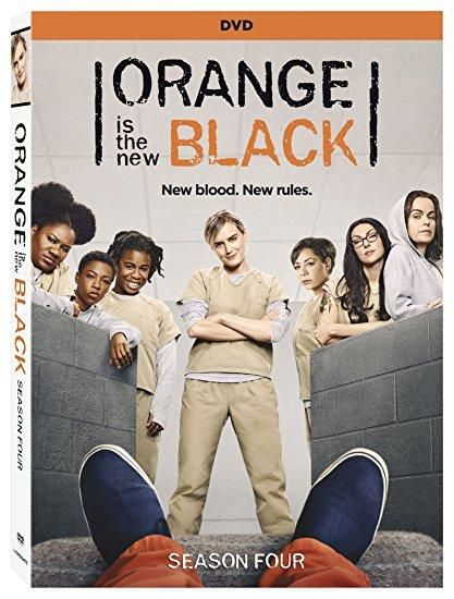 Taylor Schilling & Laura Prepon & Andrew McCarthy & Constantine Makris -Orange Is The New Black: Season 4