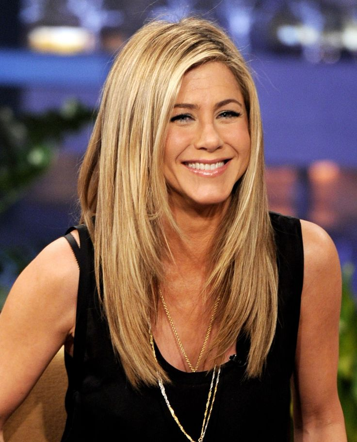 die besten 25 jennifer aniston haar ideen auf pinterest. Black Bedroom Furniture Sets. Home Design Ideas