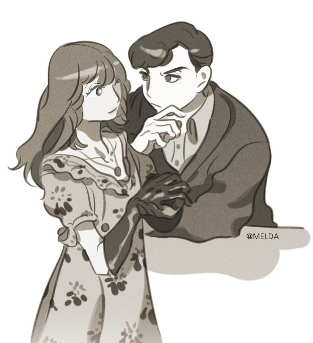 FINALLY OH MY !!!!!!!!!!!! I FINALLY FOUND IT! THIS IS MY OTP YAS FINALLY ART THAT ACTUALLY!!!!!! OH YES