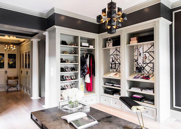 Luxury Walk In Closet 1294 best closets & vanities images on pinterest | master closet