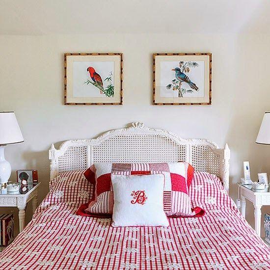 12 quartos pequenos e acolhedores - *Decoração e Invenção*