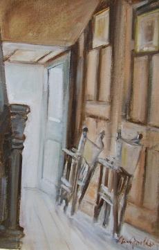 Mary Fowlds Interior