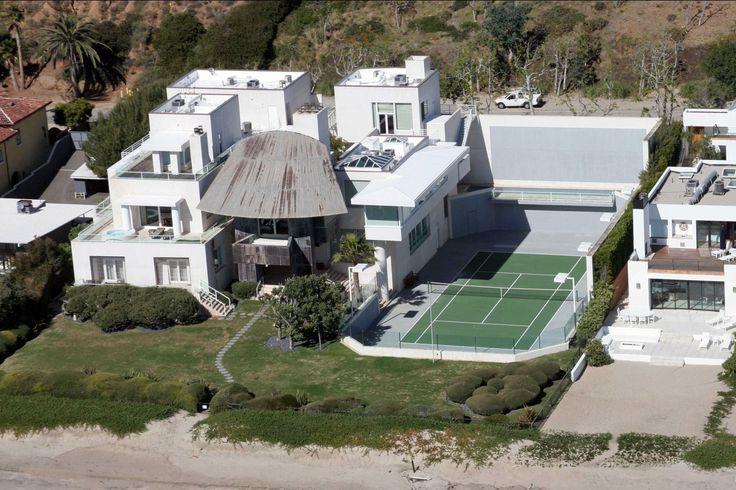 La maison contemporaine de Steven Spielberg