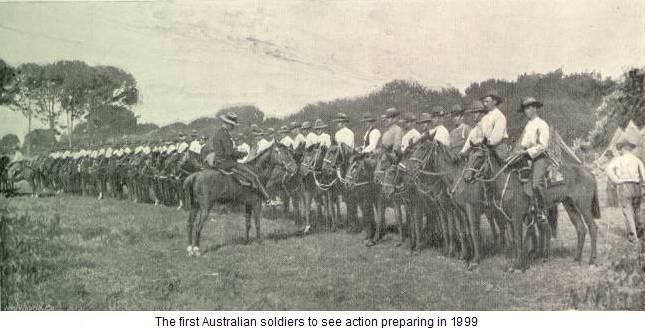Australia contributed the largest number of colonial troops to the war. Troop enlistment totalled 16,175.