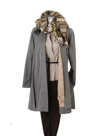 Shop L U C Y Trench Coat by IOSOY now on nelou.com. Plus 8600 more designs.