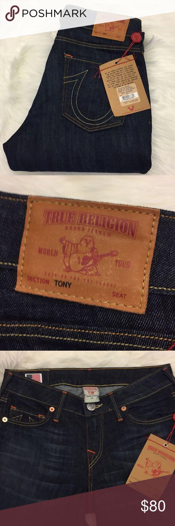 ✨NWT✨TRUE RELIGION Jeans 27 ✨NWT✨TRUE RELIGION Jeans 27 True Religion Jeans Boot Cut