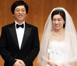 Yoo Jae-Suk Wife Find out more >> http://www.helpingkorea.com/  #YooJae-Suk  #YooJae-SukWife