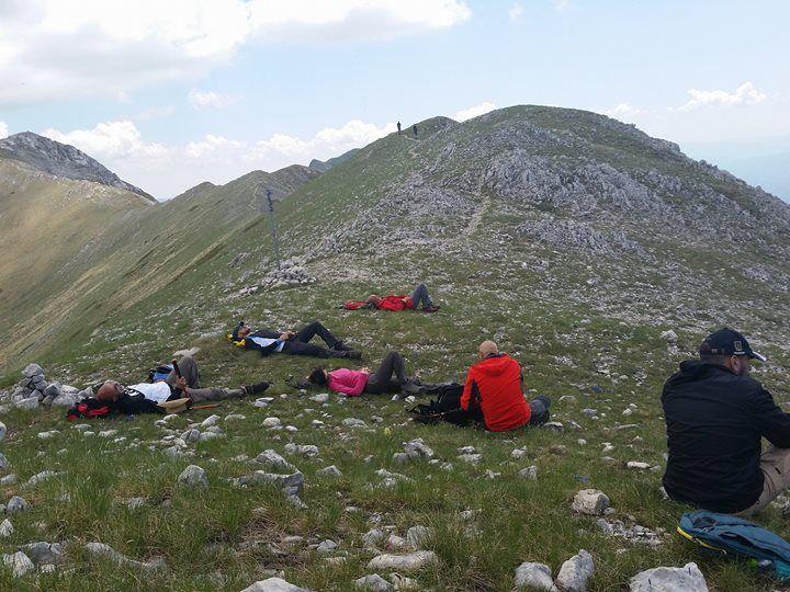 Tesori del Lazio 2017 #Terminillo - relax sulla cresta #Sassetelli (2077 m)