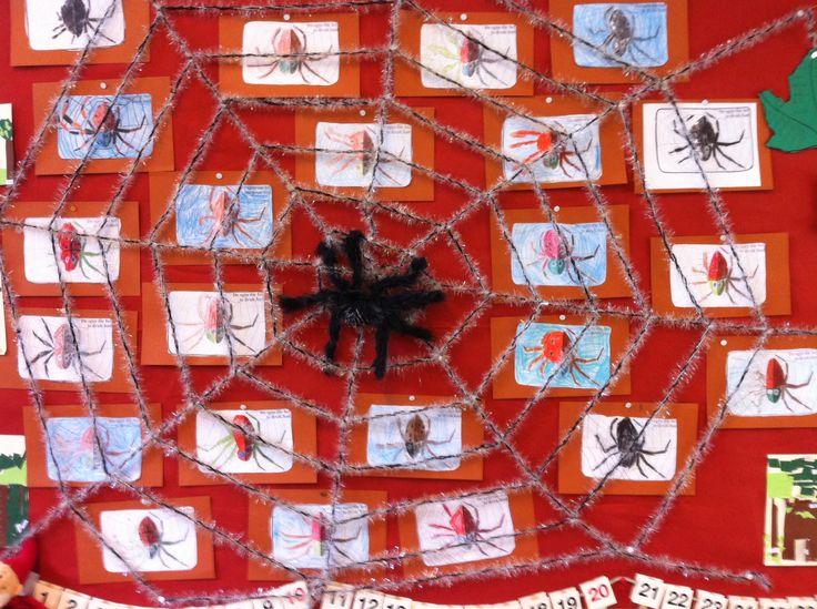 Halve spin tekenen