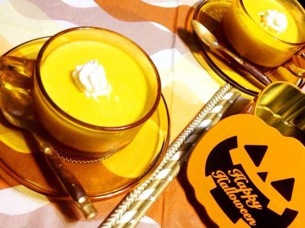 マシュマロで!かぼちゃプリンレシピ。 : MEG♀ 公式ブログ