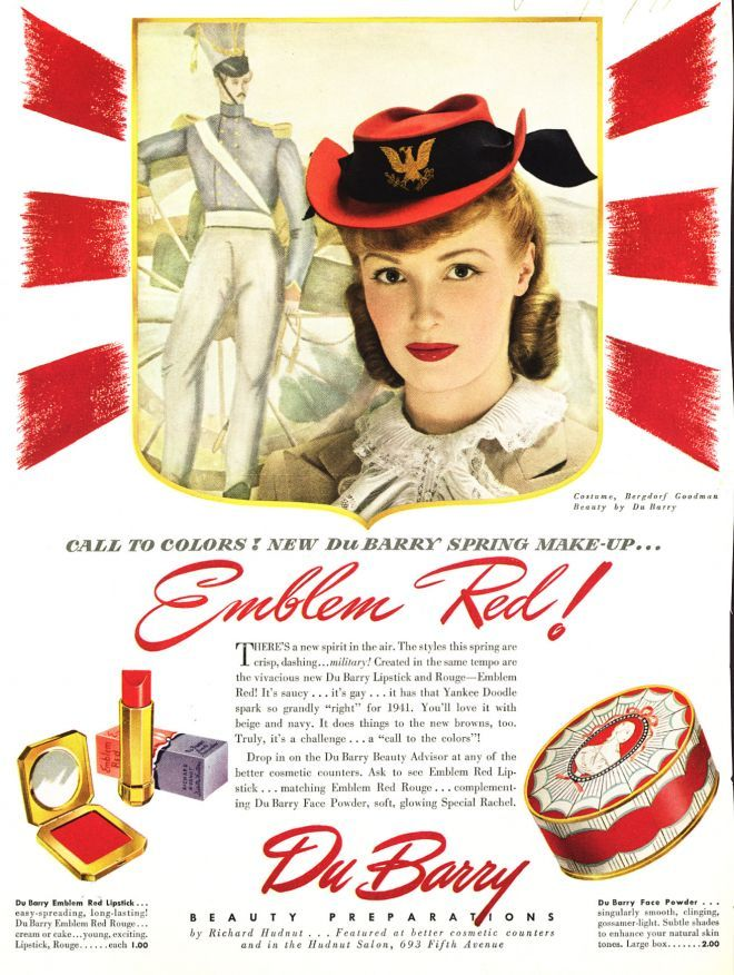 1941 make up ad