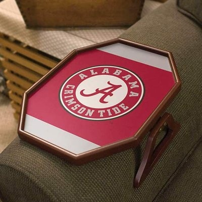 Alabama Crimson Tide Armchair Portable Tray College Dorm