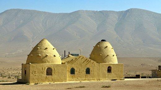 Spennende arkitektur i Syria  http://travels.kilroy.no/destinasjoner/midtosten/syria