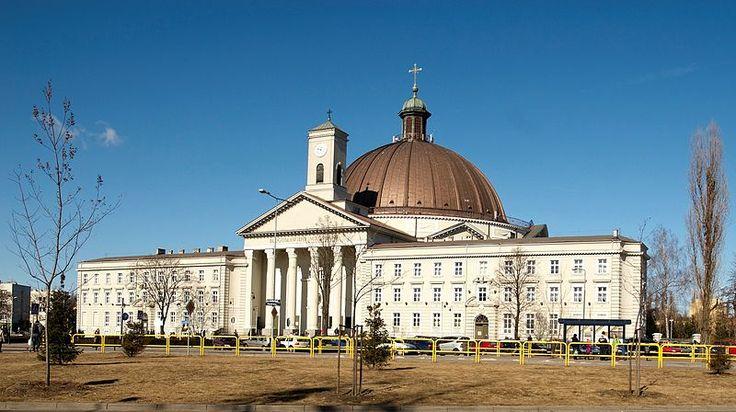 Bazylika BydgoszczPlaces I V, Hometown Bydgoszcz, Eglise Blanche, Bazylika Bydgoszcz