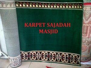 Toko online kami menyediakan lokal maupun import yang dapat anda beli baik ecer ataupun grosir dengan harga bersaing. Merk karpet sajadah tersebut antara lain, Turki, Tebriz, Tabriz, Oman, Millenium, Aqsa, Istiqlal,Polos, Medena, Iranshar, Kingdom, Yasmin, Dynasty, Shafira Dll. Hubungi kami www.karpetbagus.com di : CS1 Ari (085368376917/PIN BB : 5AC18563) CS2 Nisa (08521899 0050/PIN BB : 53B583C7) CS3 Ratna (082281833592/PIN BB : 52B1974F) CS4 Syella (081377161200/PIN BB : 2A831354)