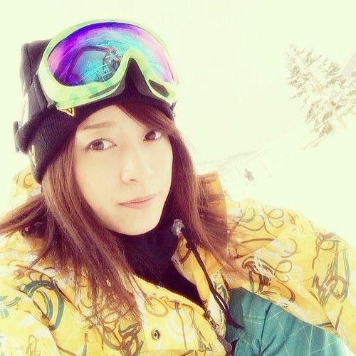 RT @kana_seguchi: 人生初めてのスノボしてきました。楽しかった〜(*^_^*)また行こう。 http://flip.it/rPUfy