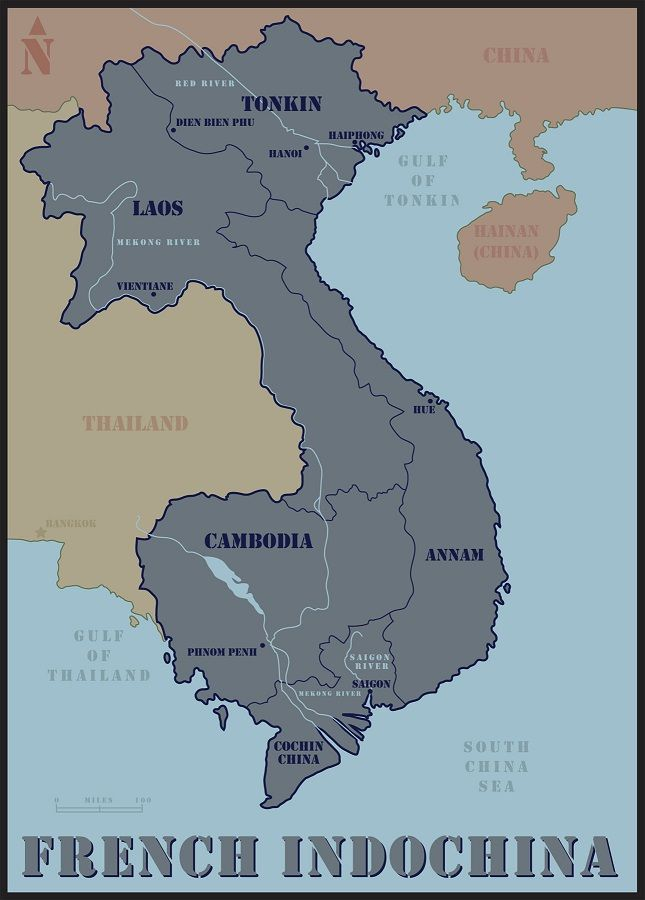 "Seeds of Conflict 1946-1954 - First Indochina War was a struggle between Viet Minh and French for control of the country. The Viet Minh, led by Ho Chi Minh, seized the opportunity to declare Vietnamese independence on September 2nd 1945. The Chinese and British, driven by anti-communist agendas, allowed the restoration of French colonial rule, rather than leaving Vietnam in the hands of ""red bandits""."