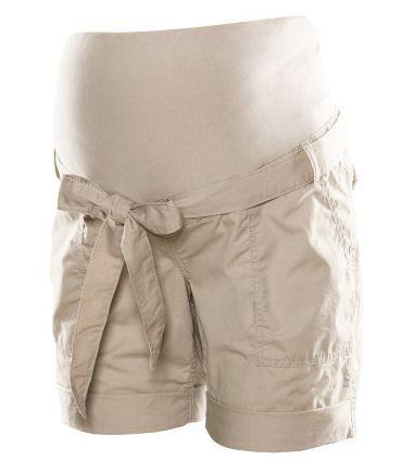 Shorts premaman con fascia HM estate 2012