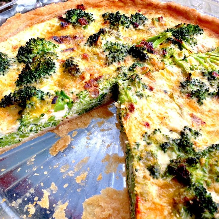 "I made this Broccoli Cheddar Quiche not once. Not twice. But three times (♫ a lady♫) because I wanted to make sure it was ""Just Right"" for all of you. Me and Goldilocks we're BFF's or at least pretty good acquaintances. Fine, … Continue reading →"