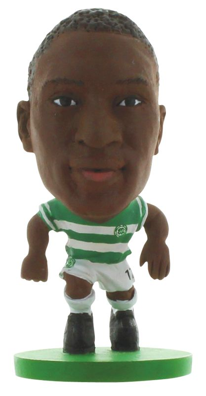Amido Balde - strong centre forward signed from Vitoria Guimaraes in Portugal