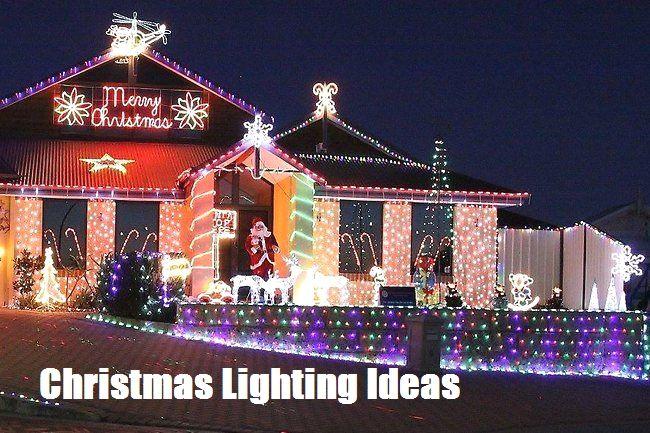 Christmas Lighting Creative Ideas Christmas Lights Best Christmas Light Displays Christmas Light Displays