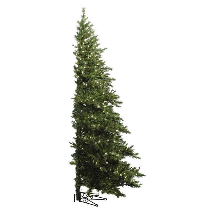 Have to have it. Vickerman Westbrook Pine Half Christmas Tree - $165.98 @hayneedle