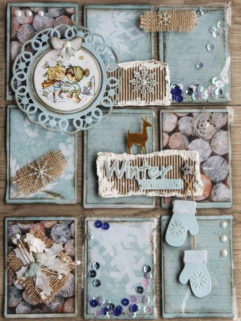 Madeliefjuh: Pocket letter #marianne Design