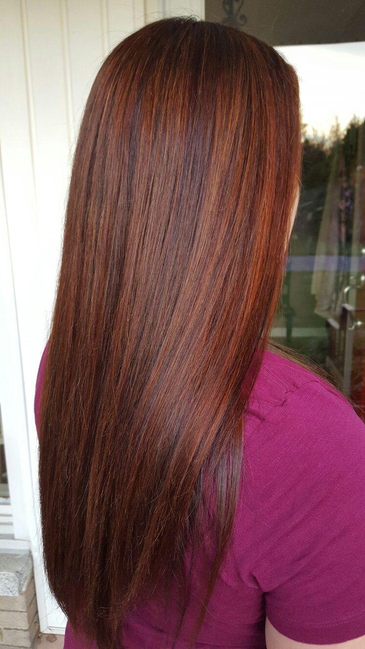 It S Better Than Tinder Hair Inspiration Color Chestnut Hair Color Auburn Hair